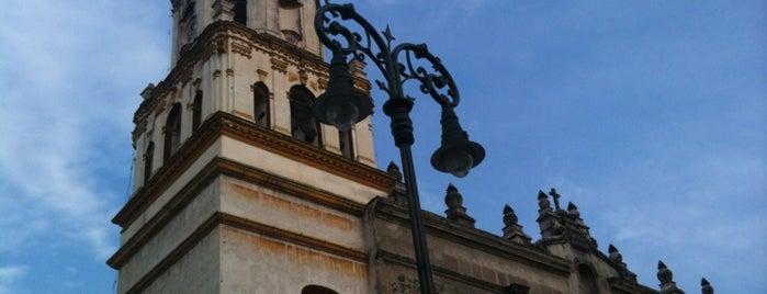 Iglesia de Coyoacán is one of Mexico City.