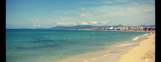 S'Arenal de Palma / Platja de Palma is one of Palma De Mallorca.