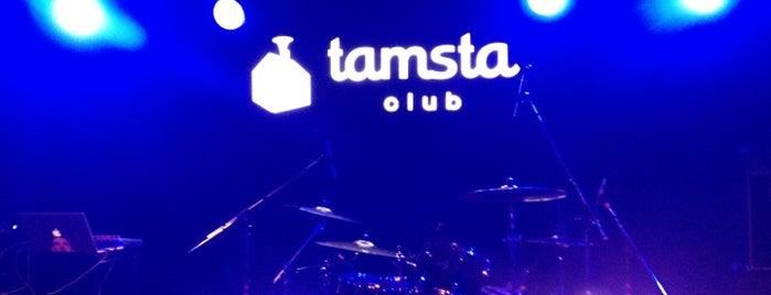 """Muzikos klubas """"Tamsta"""" is one of Best of Vilnius."""