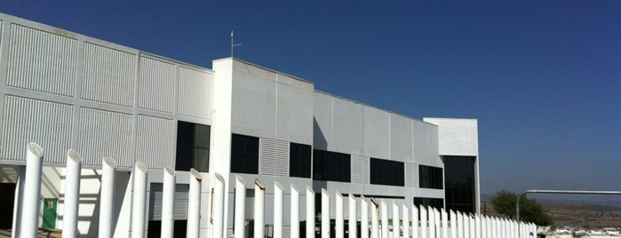 Parque Industrial Bernardo Quintana is one of Lugares favoritos de Misael.