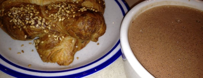 The City Bakery is one of HOT CHOCOLATE!.