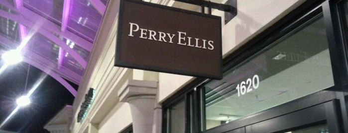 Perry Ellis - Tanger Outlet Center The Arches is one of Perry Ellis Value Outlets.