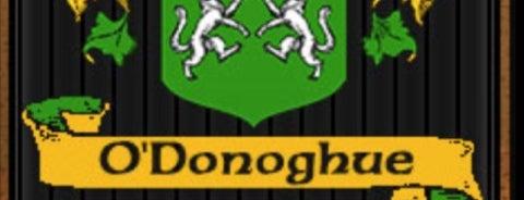 O'Donoghue's Pub & Grille is one of Lugares favoritos de Karen.