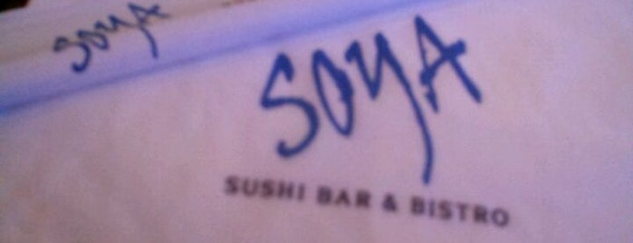 Soya Sushi is one of Kickin' Up Dust Tour 2013.