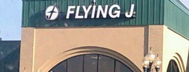 Flying J is one of places Charlie wishes Jay would avoid.