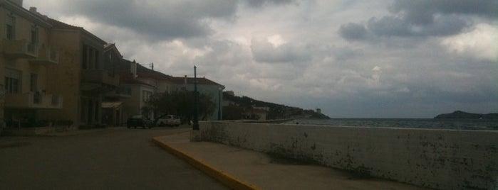 Kardamyla Hotel Chios is one of Chios Island.