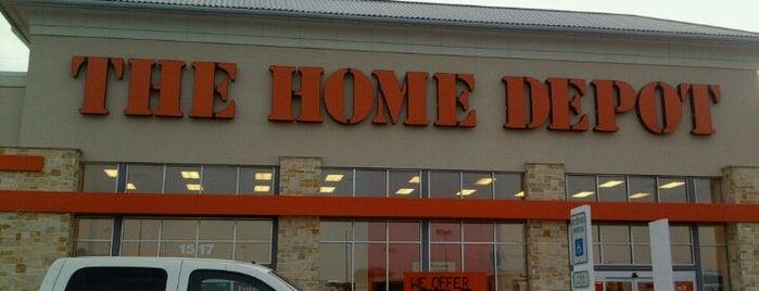 The Home Depot is one of Matt 님이 좋아한 장소.