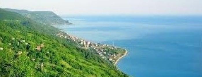 Çatalzeytin is one of Karadeniz turumuz (ciddim,cordum,cezdim).