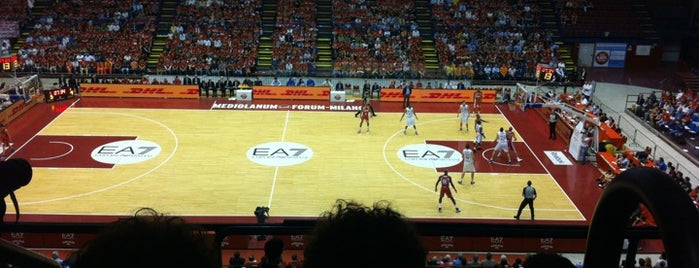 Mediolanum Forum is one of Milano.
