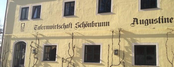 Tafernwirtschaft Hotel Schönbrunn is one of Robさんのお気に入りスポット.