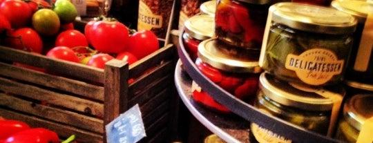 Delicatessen is one of We Love Tel Aviv!  #4sqCities.