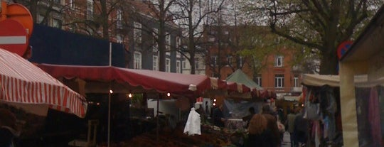 Marché du Châtelain is one of Some good spots in Bx..