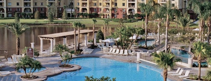 Wyndham Bonnet Creek Resort is one of HOTELS.