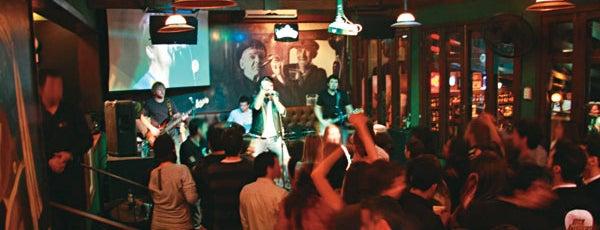 Sheridan's Irish Pub is one of Senhas wifi Curitiba.