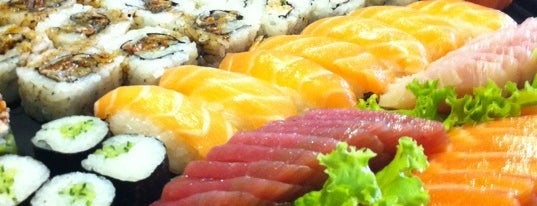 Taicum Sushi Bar is one of Lugares favoritos de Fernando.