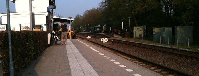 Station Goor is one of Friesland & Overijssel.