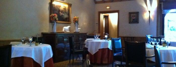 Relais Bernard Loiseau is one of 3* Star* Restaurants*.