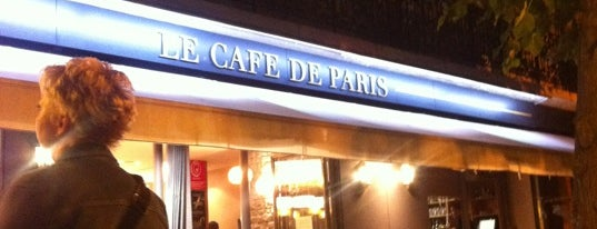Café de Paris is one of Posti salvati di Mujdat.
