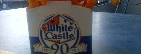 White Castle is one of Holleration in Harlem.