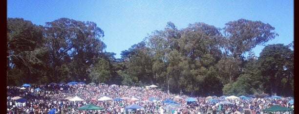 Hippie Hill is one of Cali.