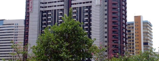 Metropolitan Hotel Brasília is one of Posti che sono piaciuti a Humberto.