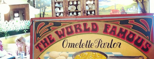 Omelette Parlor is one of Celesteさんの保存済みスポット.