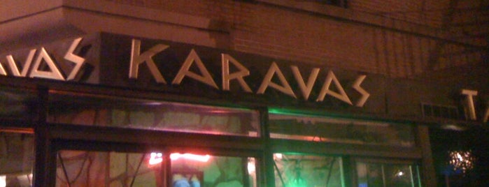 Karavas Place is one of 5-Block Food Radius from Greenwich Village Apt.