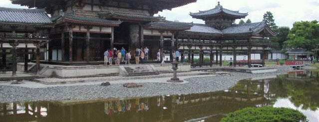 Byodo-in Temple is one of JPN.