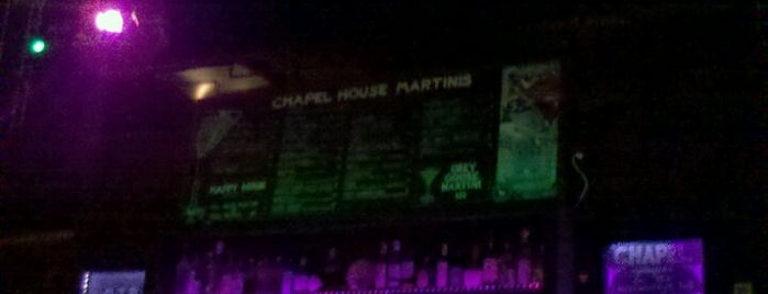 Chapel Bar is one of Best Bars in the U.S..