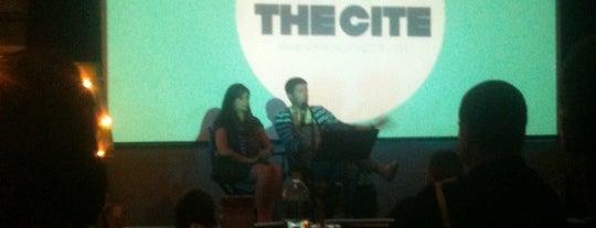 Cinematique Theater is one of Lieux qui ont plu à Josh.