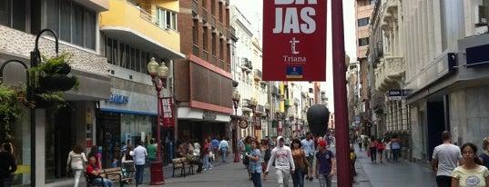 Triana is one of Lugares favoritos de Joud.