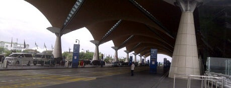 Kuala Lumpur International Airport (KUL) is one of Airports Visited.