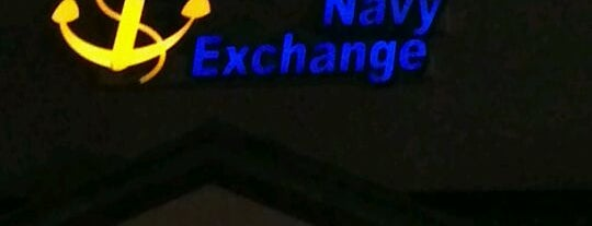 Navy Exchange is one of Oahu: The Gathering Place.