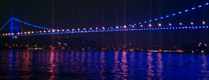 Angel Blue Balık Restaurant is one of istanbul.