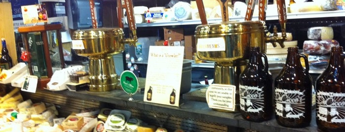 DeCicco's Food Market is one of NYC Craft Beer Week 2013.