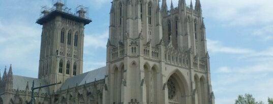 Вашингтонский кафедральный собор is one of A Not So Tourist Guide to DC.