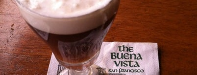Buena Vista Cafe is one of SF.