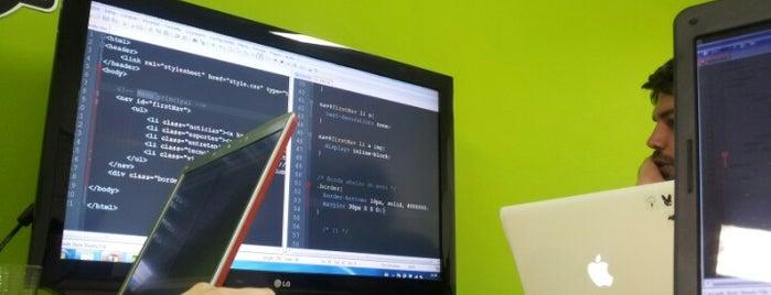 Coletivo 202 is one of Espaços de Coworking.
