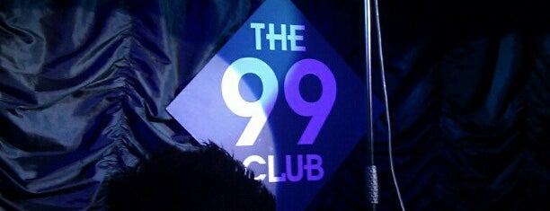 The 99 Club is one of London.