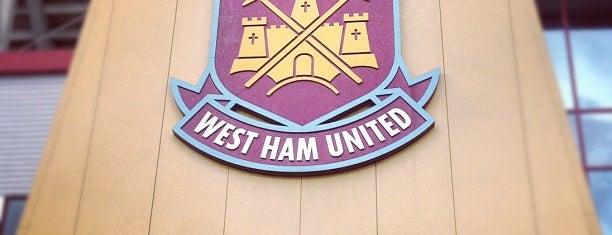 Boleyn Ground (Upton Park) is one of 'Stadium Talk'....