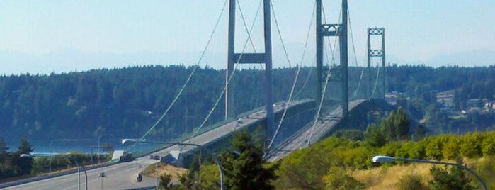 Tacoma Narrows Bridge is one of Been There, Done That.