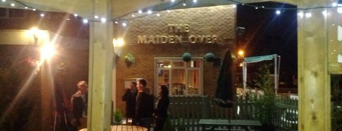 The Maiden Over is one of Posti che sono piaciuti a Carl.