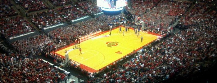 Value City Arena - Jerome Schottenstein Center is one of Sporting Venues....