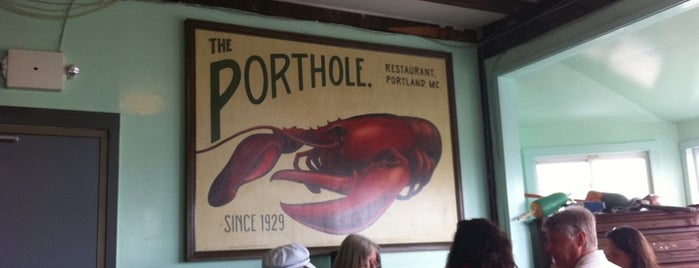 The Porthole is one of Best Places to Check out in United States Pt 2.