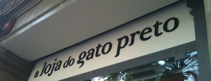 A Loja Do Gato Preto is one of Barcelona | Serviços.