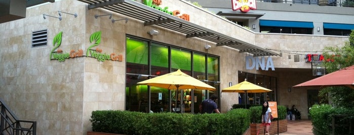 Veggie Grill is one of Locais salvos de Josie.