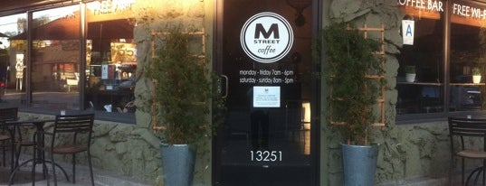 M Street Coffee is one of /r/coffee.