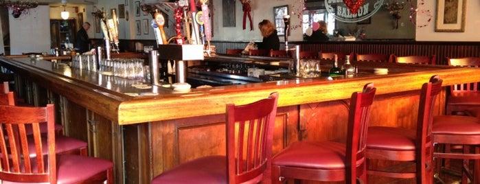 Mill Hill Saloon is one of Trenton NJ Eats.