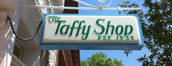 The Taffy Shop is one of Estes Park.
