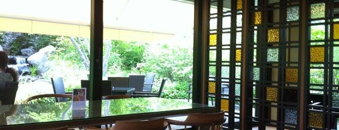 Cafe & Garden Shirasagi-tei is one of The 20 best value restaurants in ネギ畑.